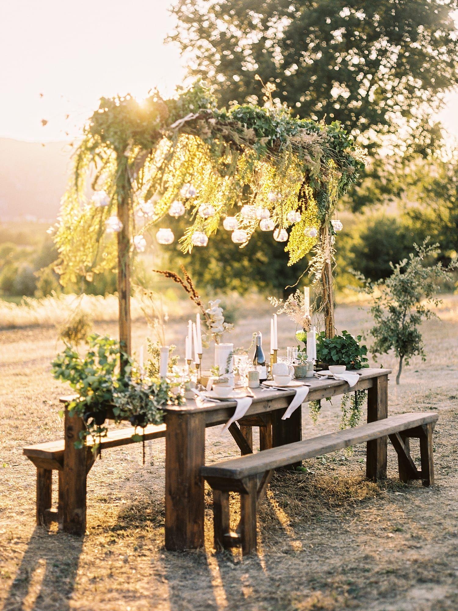 un mariage au pied du mont ventoux en provence wedding. Black Bedroom Furniture Sets. Home Design Ideas