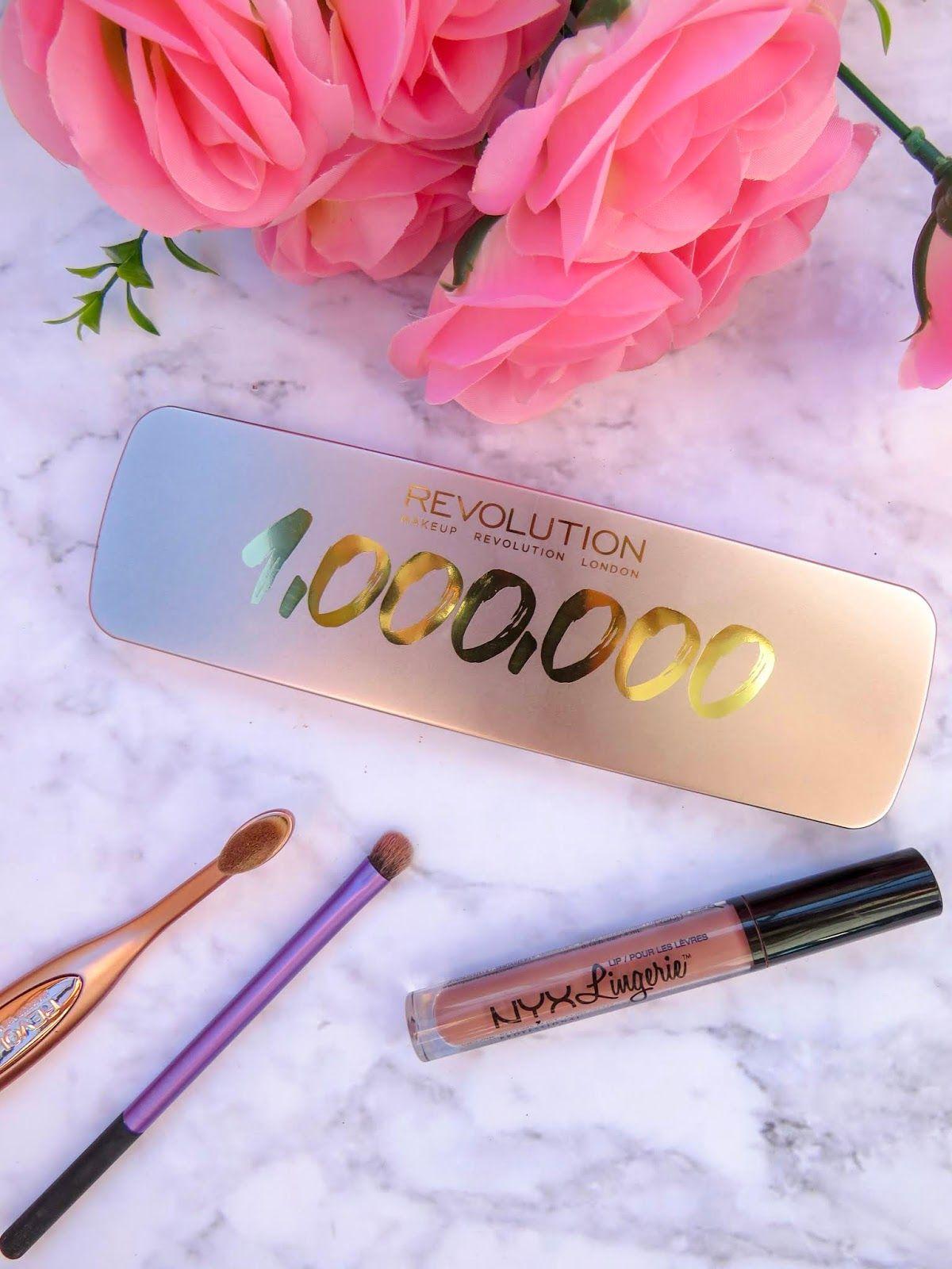 Makeup Revolution 1,000,000 Palette Makeup revolution