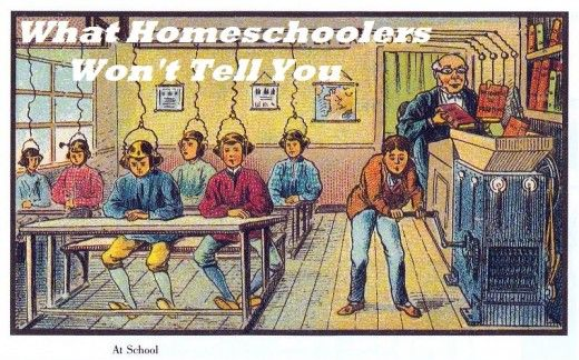 Homeschooling in the United States is a growing trend.  Here are the top 7 things your average homeschooling family won't tell you.  Your thoughts?