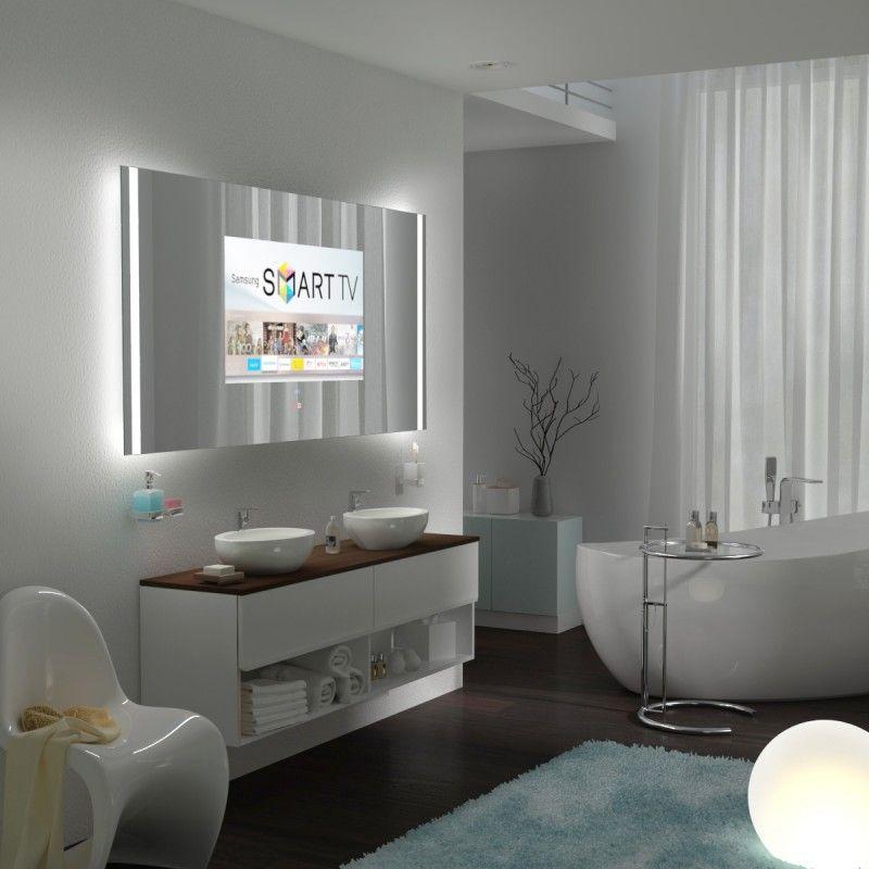 Tv Badezimmer Spiegel