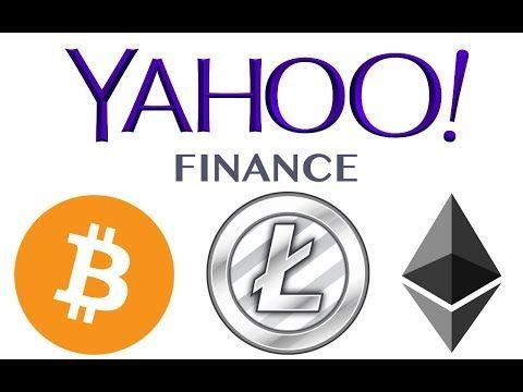 Cryptocurrency index yahoo finance
