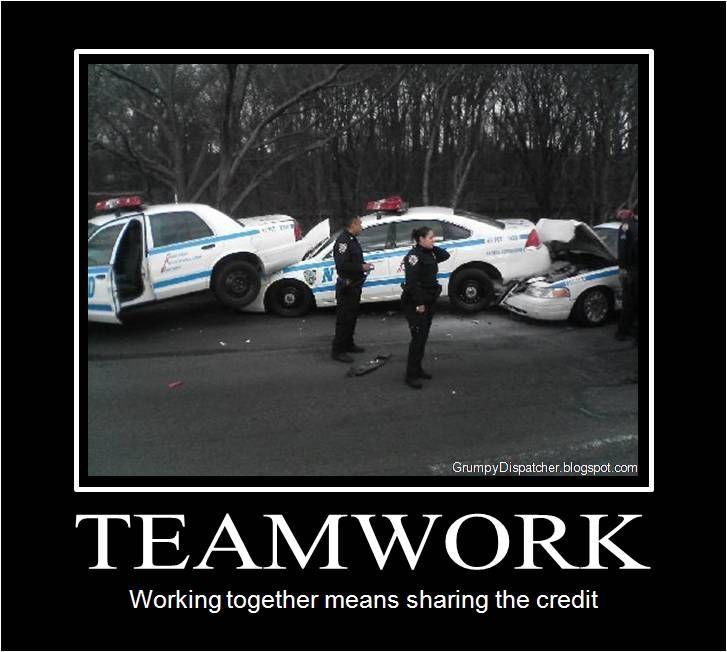 Funny Motivational Memes For Work : Demotivational teamwork g � motivation for all
