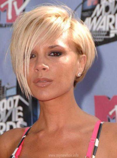 Victoria Beckham Hair Color -   Coupe de cheveux, Idées cheveux courts, Style de cheveux courts