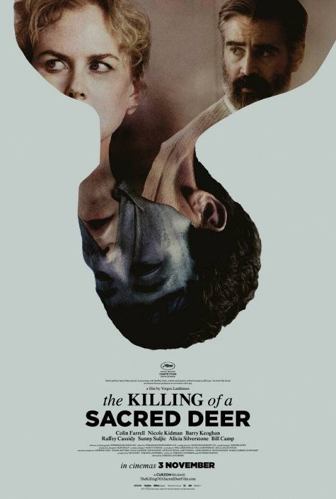 Meet the artist behind Yorgos Lanthimos's uniquely intriguing film posters