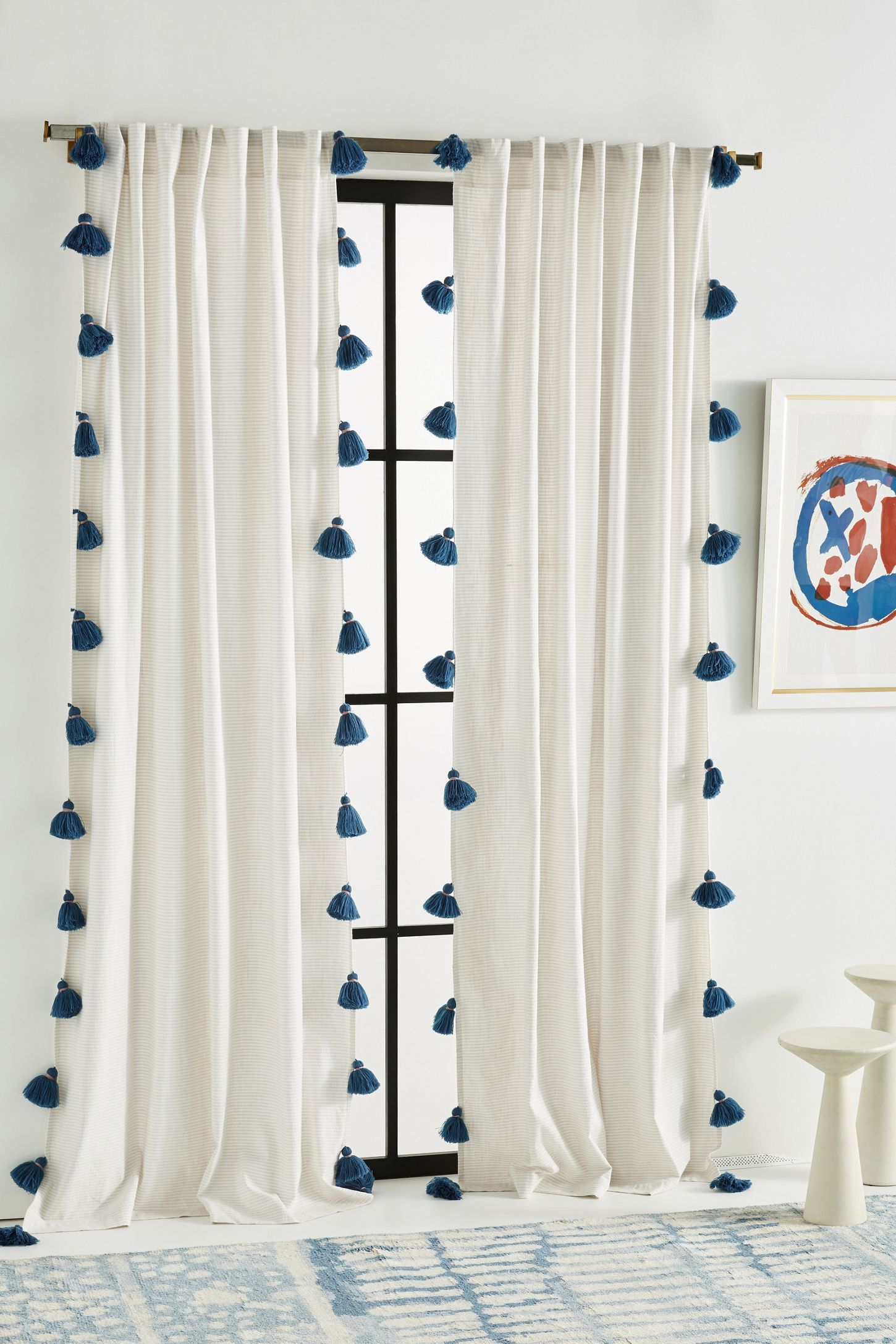 Mindra Curtain #diycurtains