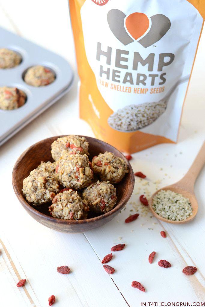 These Hemp Heart Superfood Cookies Taste Like A Delicious Hybrid
