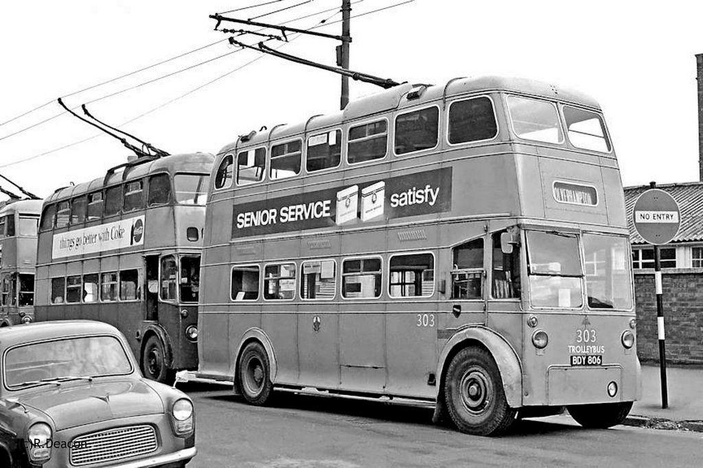 Alle Größen | Walsall BDY806 July 1965 | Flickr - Fotosharing!