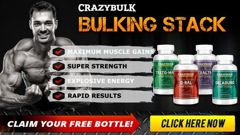 Crazy bulk is most success bodybuilding supplements this
