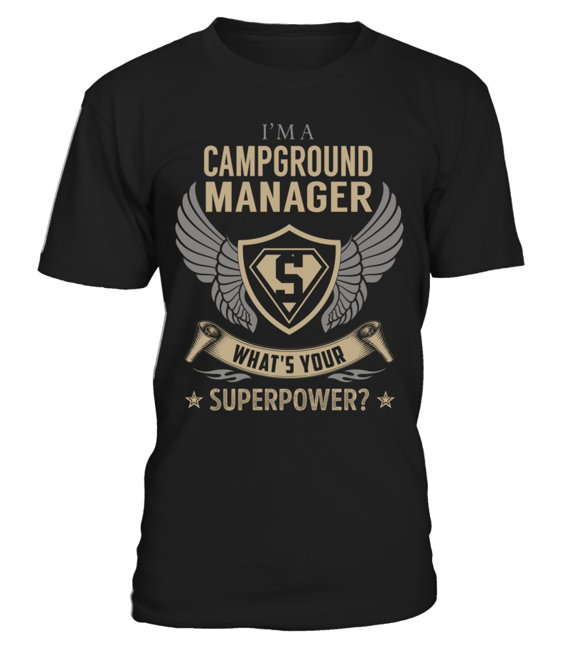 Campground Manager - What's Your SuperPower