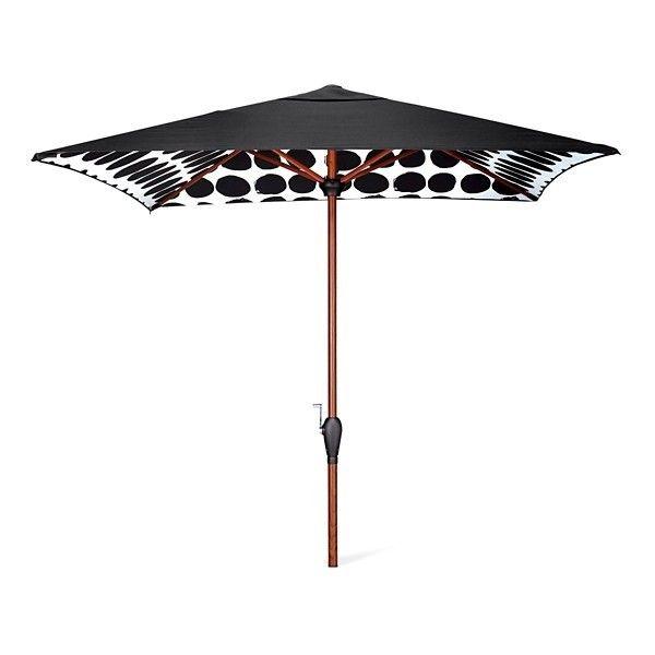 Patio Umbrella: Marimekko For Target Umbrella 8u0027x6u0027: Koppelo Print:.