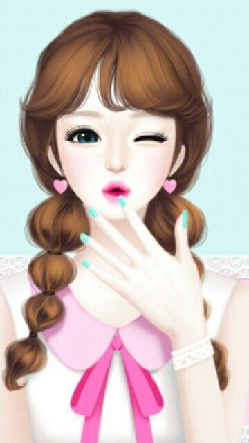 Jennie Enakei Anime BilderKoreanische