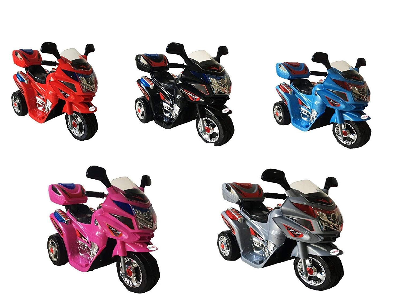 Der Spielzeugtester hat das Seranova Kinder Motorrad