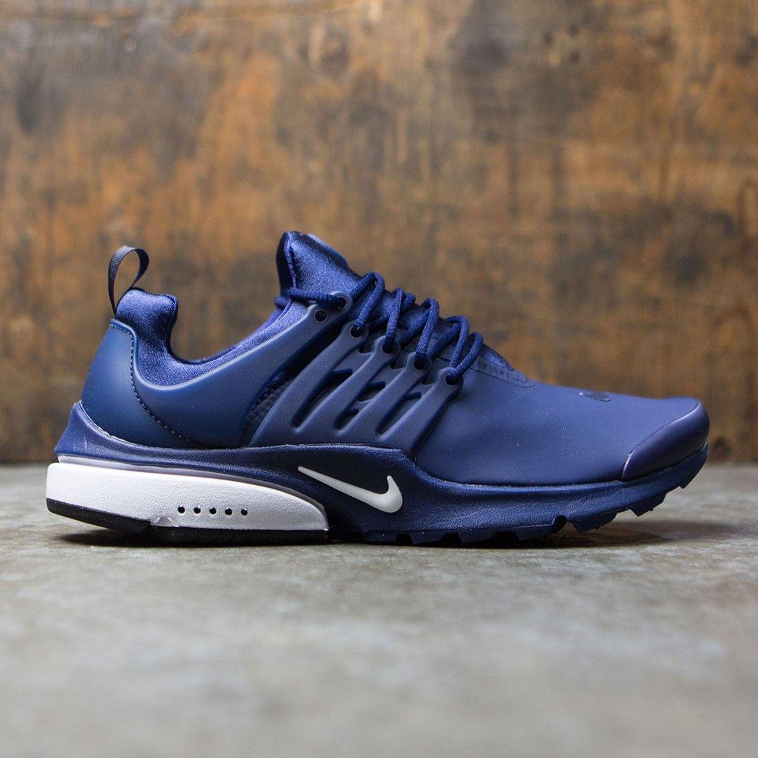 Nike Men Air Presto Low Utility (binary blue white black