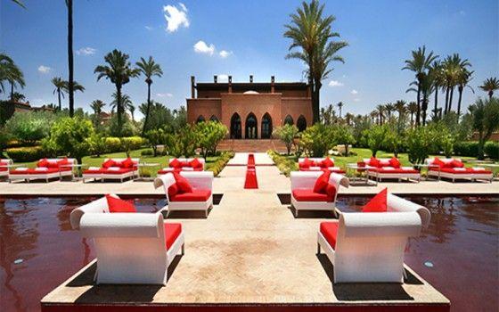 7 adresses pour profiter du0027un brunch Marrakech et faire de votre - location de villa a agadir avec piscine