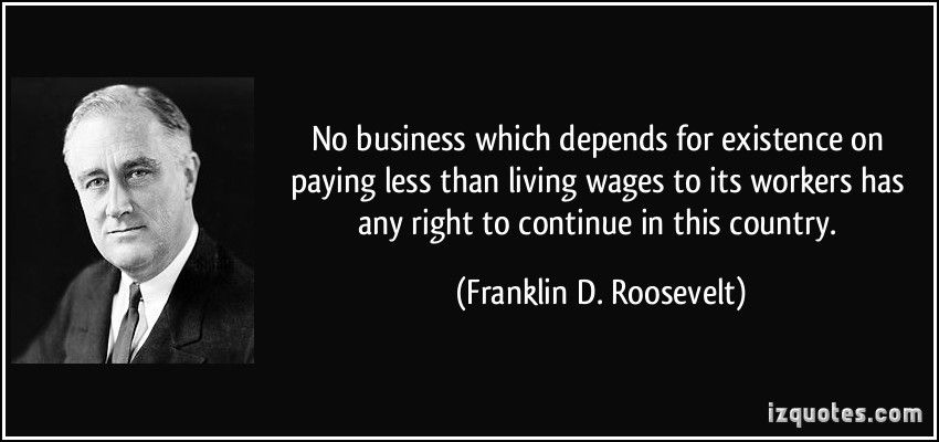 Right To Work Low Wages Quote Wages To Its Workers Has Any