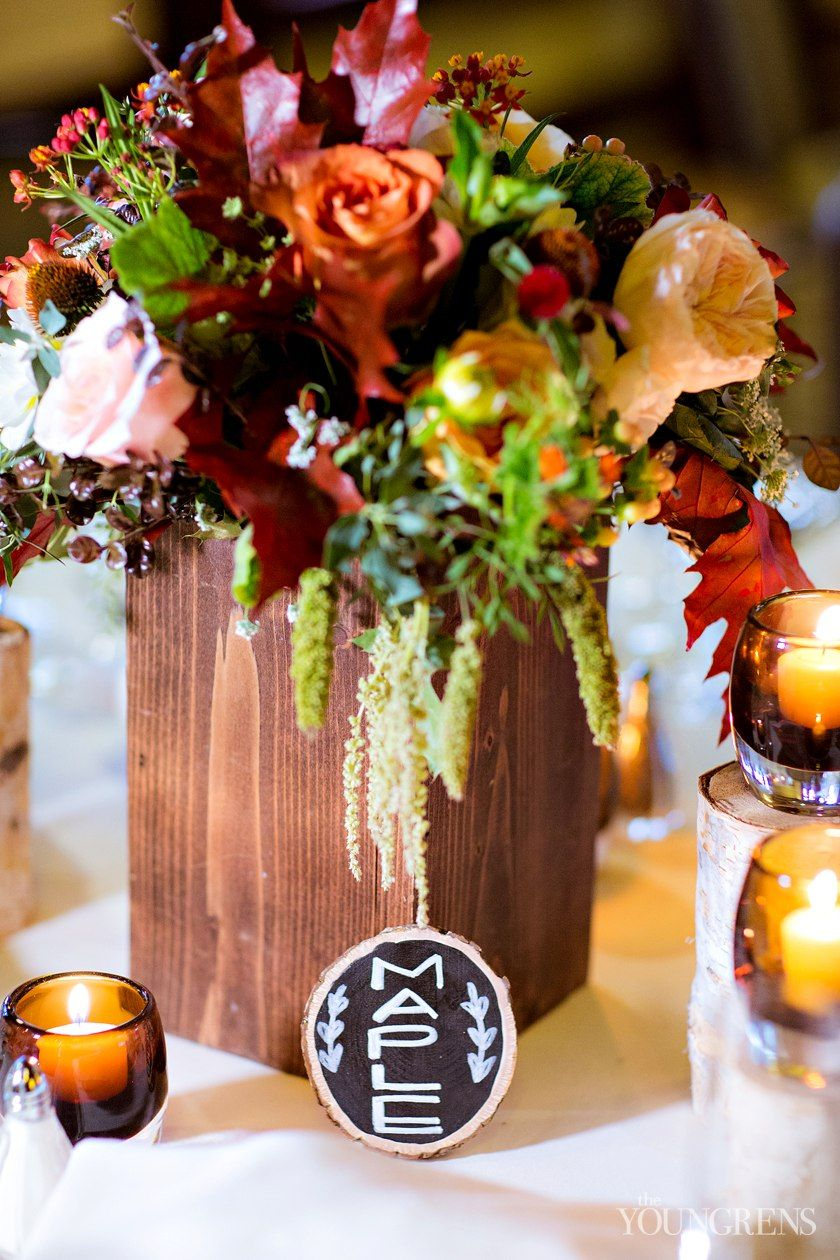 Reception details at The Lodge at Torrey Pines Wedding, Part Two, Photography by The Youngrens (see more here: http://theyoungrens.com/blog/tag/brian-stephanie/)