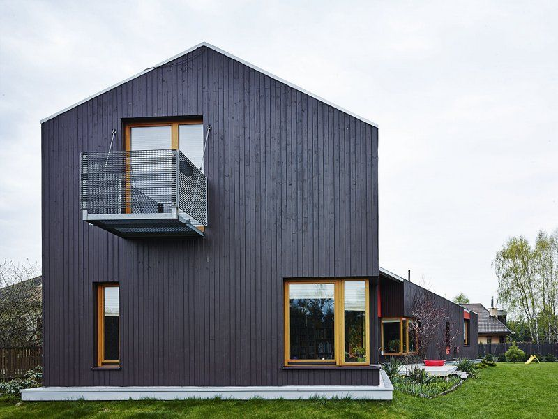 Attractive Architecture: FOR EXAMPLE. NEW POLISH HOUSE Exhibition   News