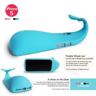 This is awesome.  You can store your head phones inside or hang the whale or have it lean on table.