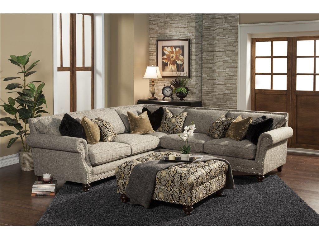 Robert michaels living room rochelle sectional
