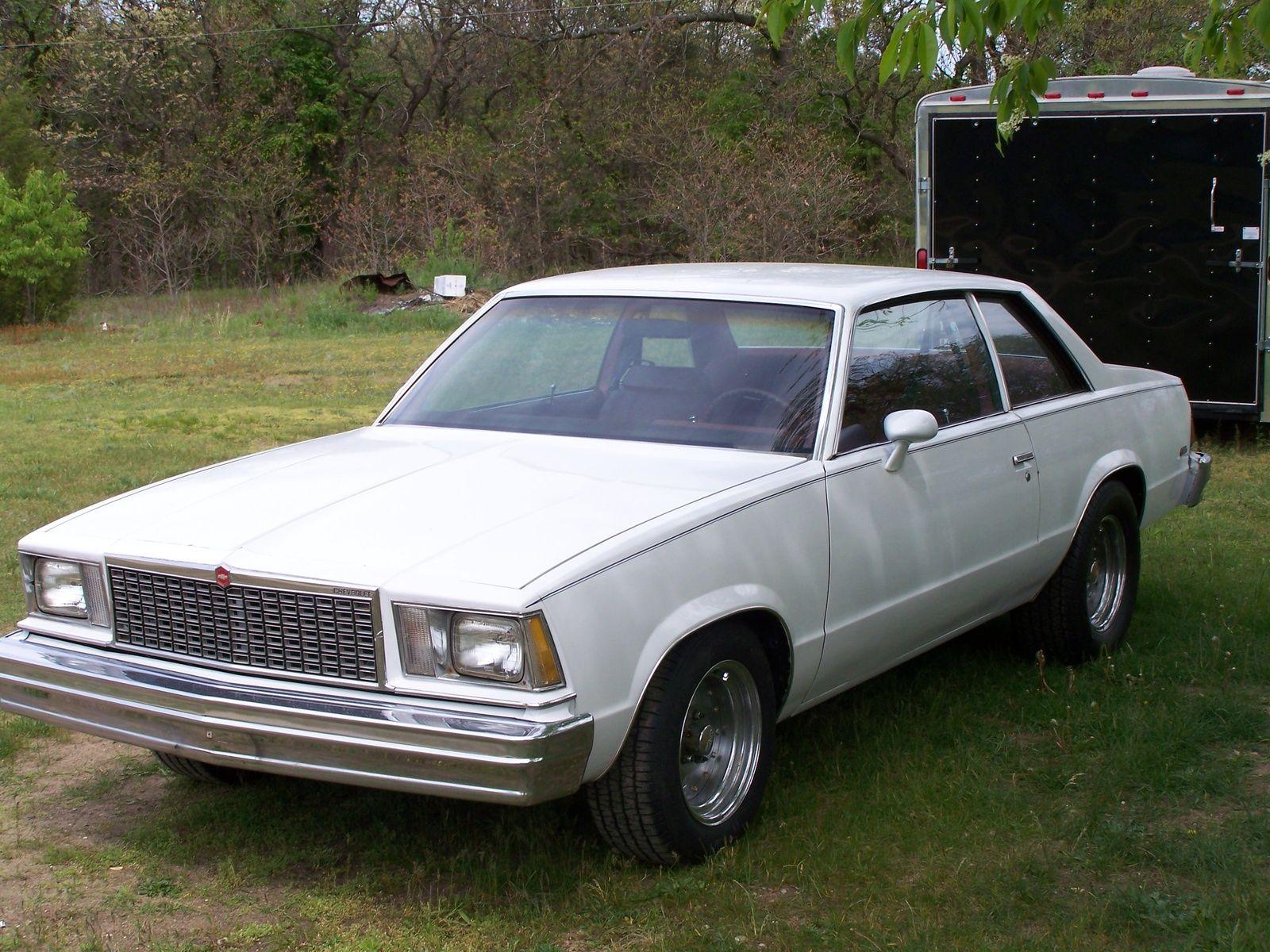 Chevrolet malibu 1978