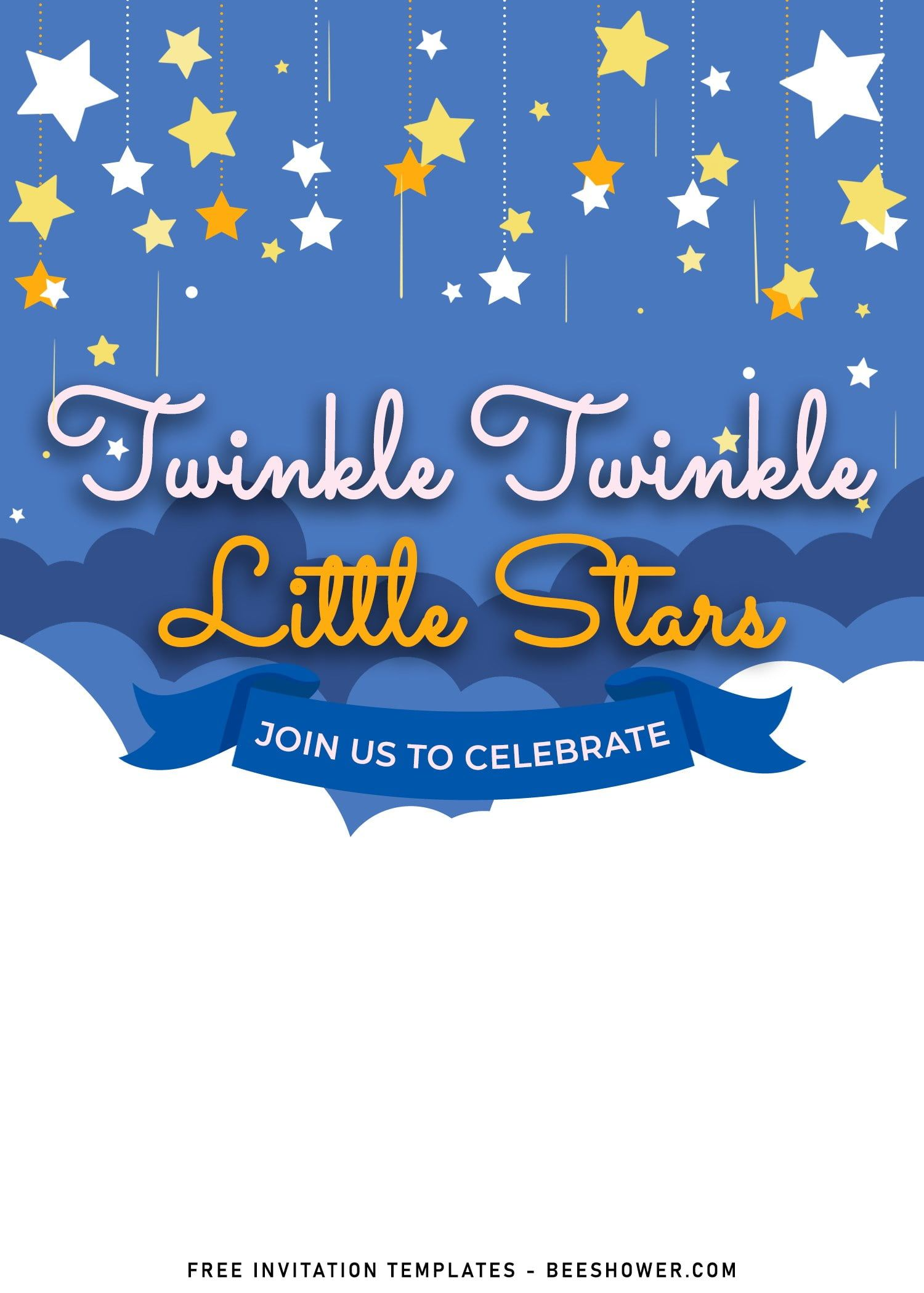 10 cute twinkle twinkle little stars