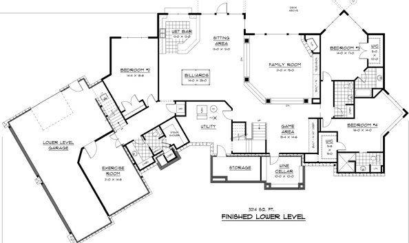Chatham Next Gen New Home Plan In Bridgeland Wentworth Collection By Lennar Multigenerational House Plans Cabin House Plans House Plans