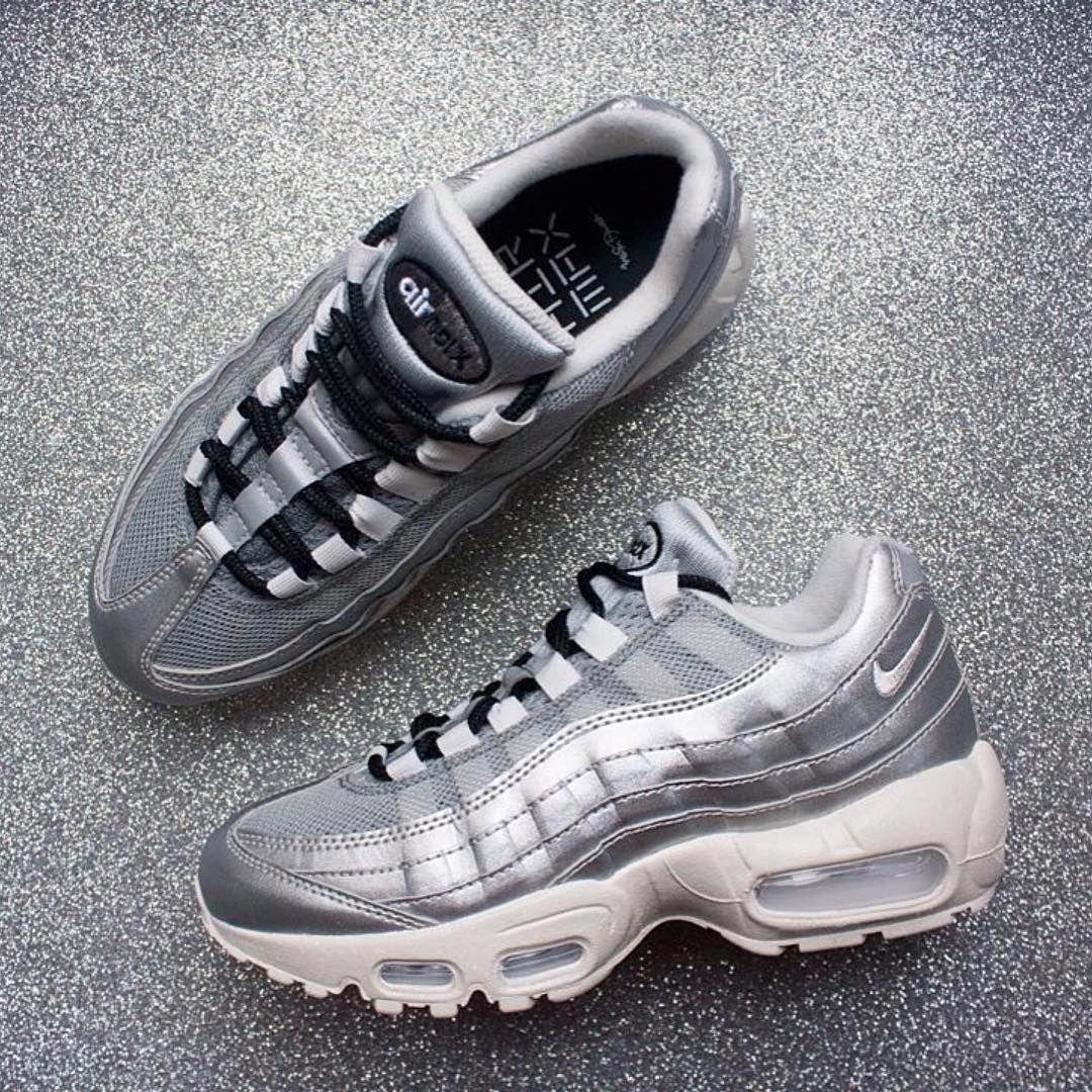 new concept de564 9c092 Sneakers femme - Nike Air Max 95 HTM (©misskleckley)