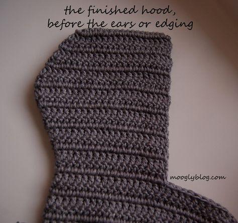 Customizable Crochet Scoodie Pattern Free On Mooglyblog