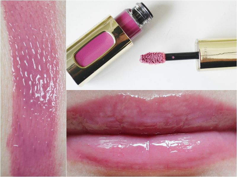 L Oreal Extraordinaire 403 Purple Prelude Lip Colors Lipstick Loreal