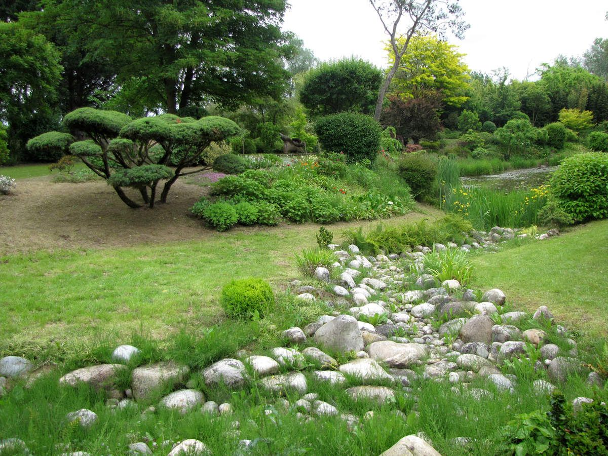 Jardin Zen D Erik Borja Jardin Zen Jardins Zen