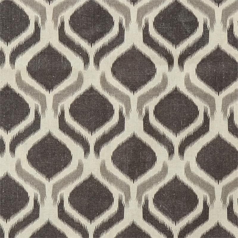 bali tile curtain in greylight grey color modern two tone pattern in and inch curtains with lining and interlining options living room or bedroom window