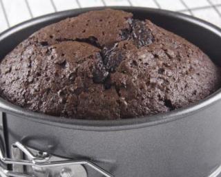Mi-cuit au chocolat sans gluten : http://www.fourchette-et ...