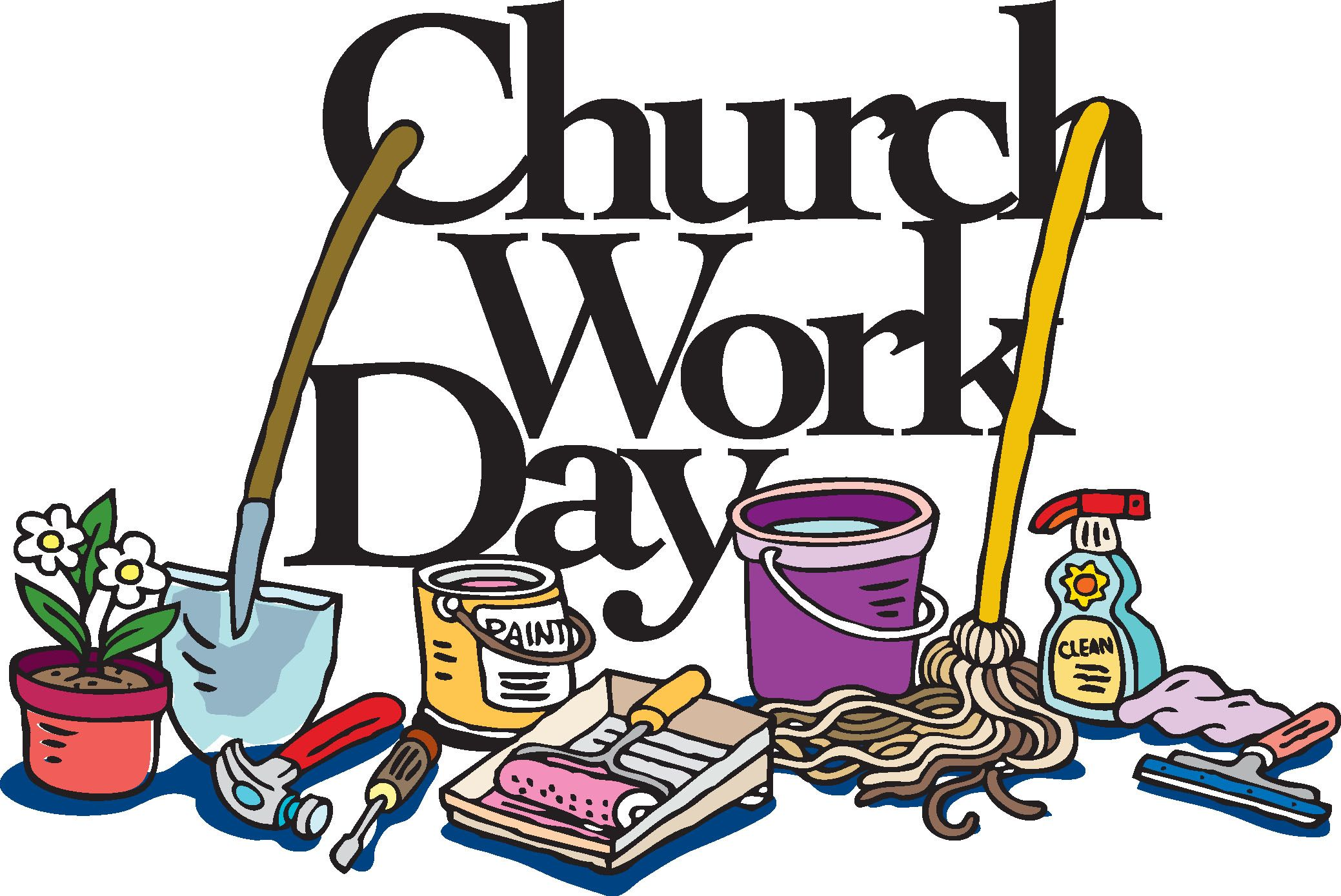 church work day clip art cliparts women s ministry pinterest rh pinterest com free clipart for church homecoming church homecoming clip art free