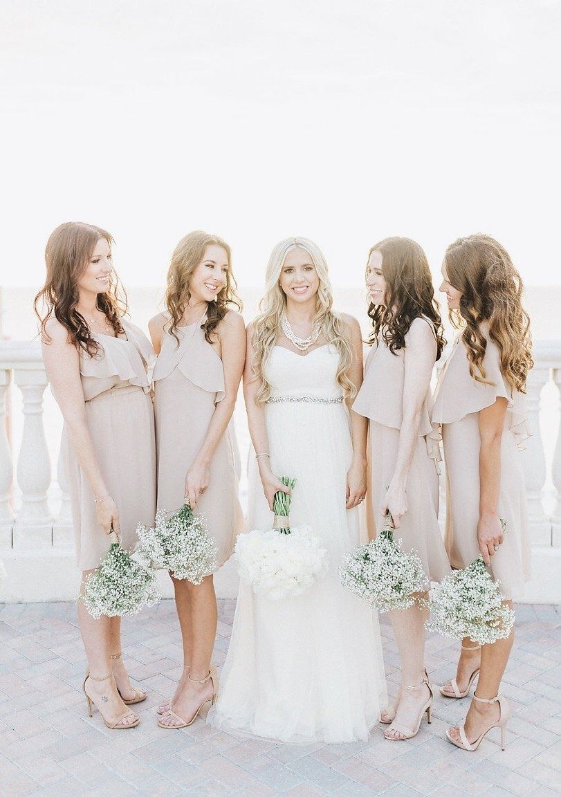 Outdoor, Waterfront Clearwater Beach Wedding Round Up | Taupe ...