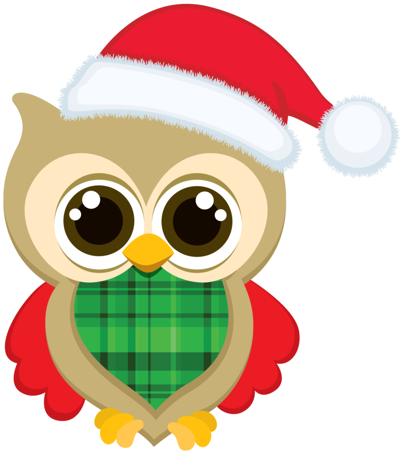 christmas owl clip art owls knit  crochet    everthing Christmas Owl Clip Art Black and White Christmas Owl Clip Art Angel
