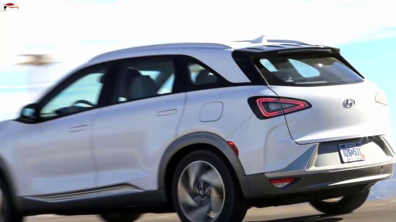 New Hyundai NEXO fuel cell SUV 2018 review