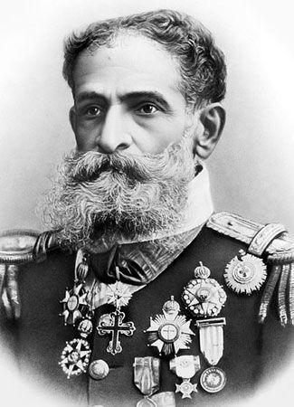 Marechal Deodoro Da Fonseca 1889 91 Primeiro Presidente Do