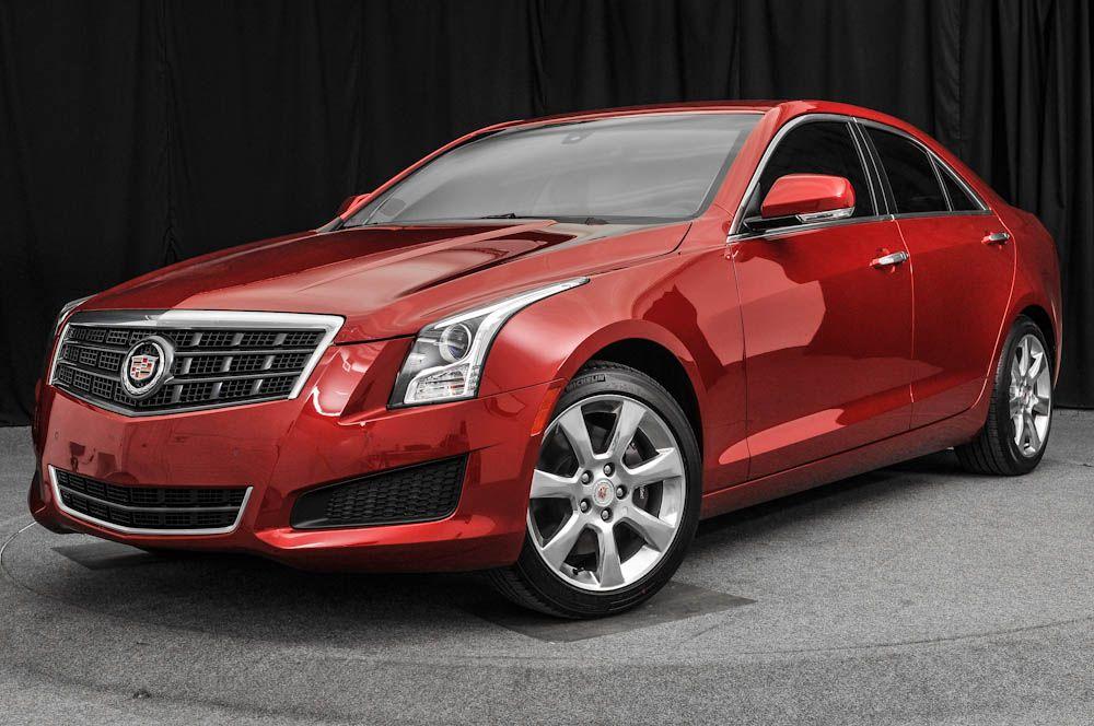 Pin on 2013 Cadillac ATS Preview