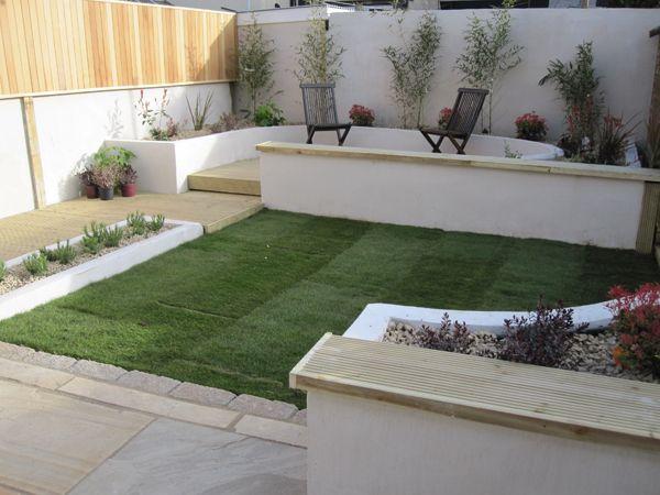 Raheny - City Garden Design | gardenviews.ie | Garden ...