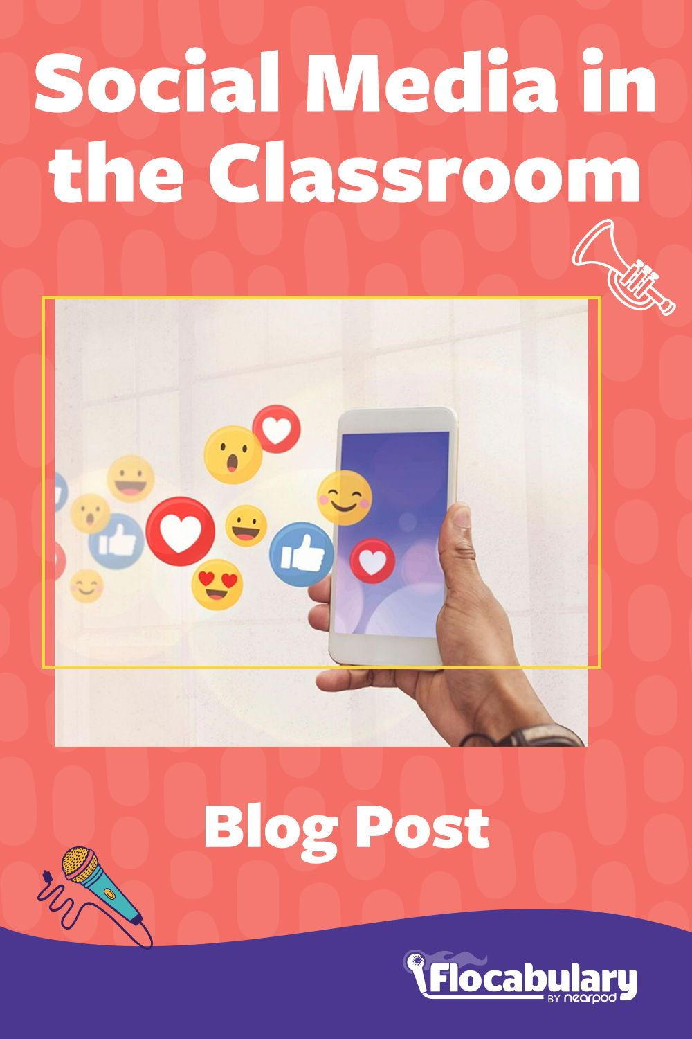 Connecting Students and Community by Using Social Media