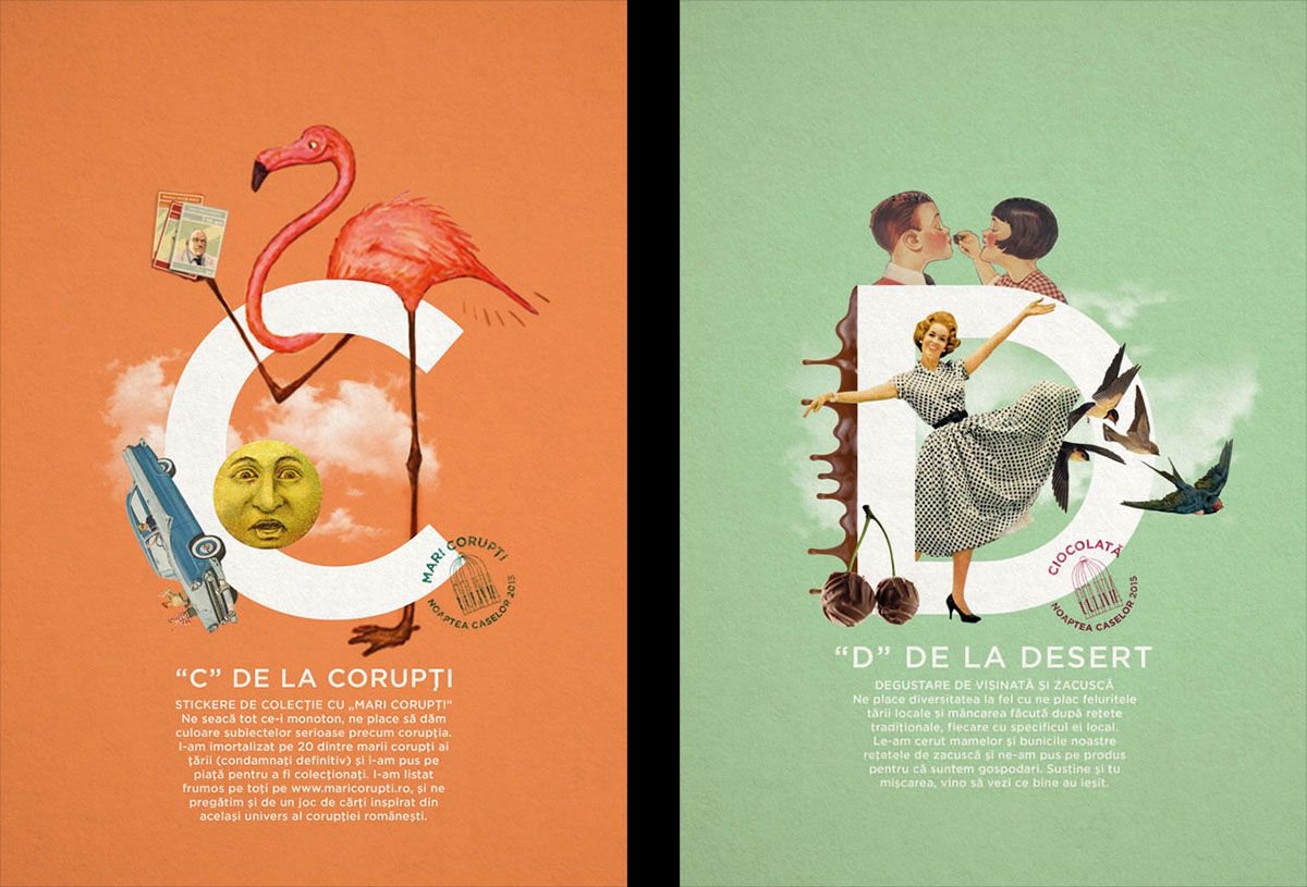 the Museum of Current (hi)stories on Behance