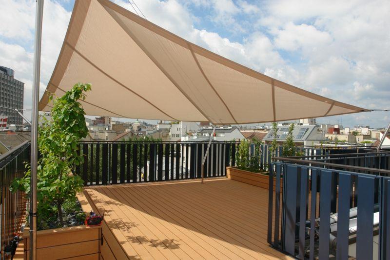 sonnensegel f r balkon und terrasse selber bauen anleitung basteln pinterest sonnensegel. Black Bedroom Furniture Sets. Home Design Ideas