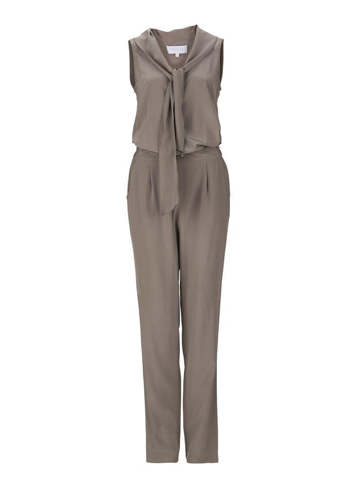 For The Perfect Elegant Summer Outift Escada Jumpsuit Designer Outlet Work Wear Summer Outift