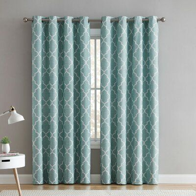 Blackout Thermal Grommet Curtain
