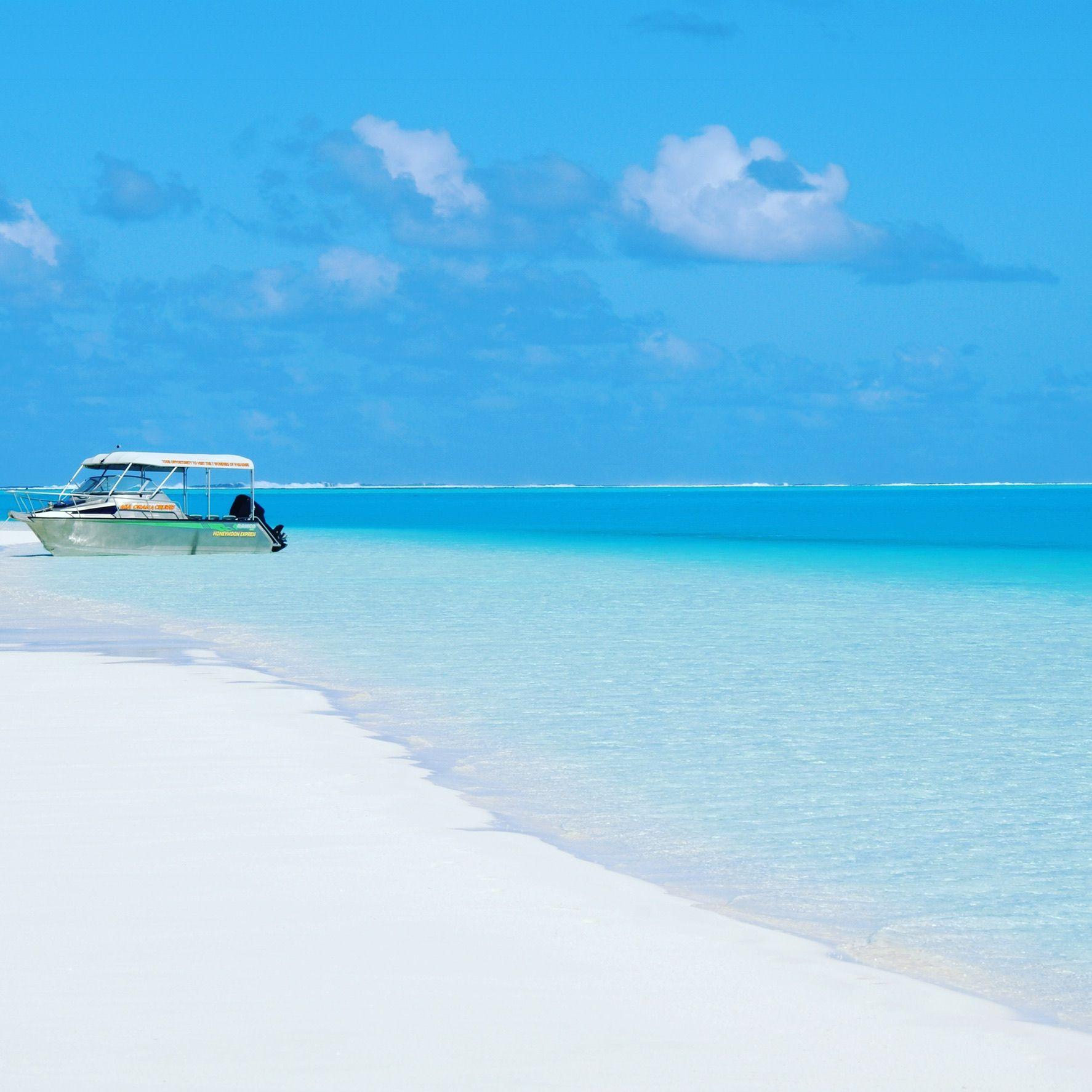 Cook Islands Best Beaches: Aitutaki Lagoon, Cook Islands