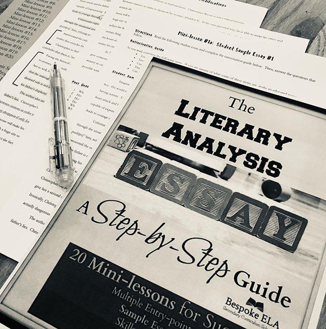 Relationship analysis essay
