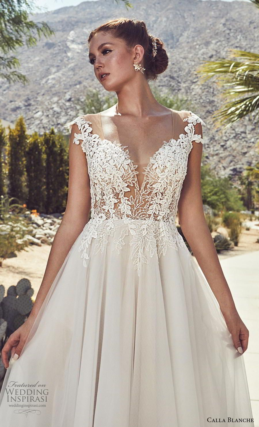 L'amour by Calla Blanche Spring 20 Wedding Dresses   Wedding ...
