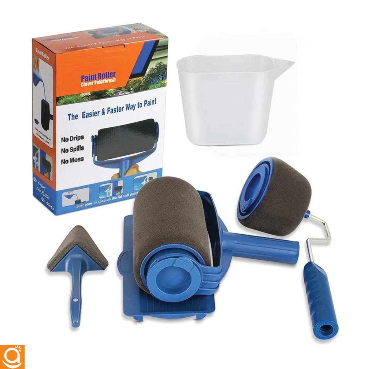 Painte Multifunctional Paint Roller Pro Kit In 2020 Paint Roller Roller Brush Paint Runner