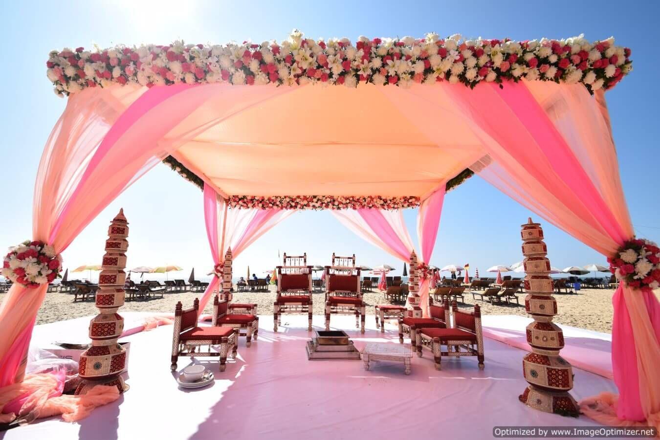 Beach wedding decor goa decor weddingplanning indianwedding beach wedding decor goa decor weddingplanning indianwedding junglespirit Images