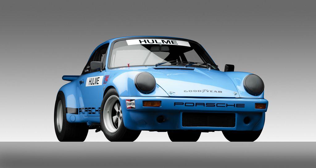 Porsche Carrera RSR 1974 #porsche